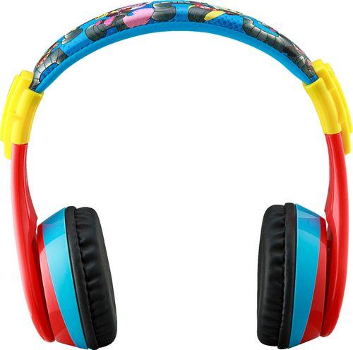 Ryan's World RWB52 Bluetooth Wireless Headphones with Microphone & Volume Reducer